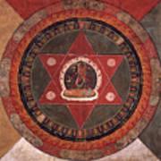 Naropa Mandala Poster
