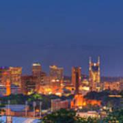 Nashville By Night Poster