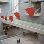 National Gallery Of Art - East Wing Poster