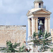 Nativity Church Bells Poster