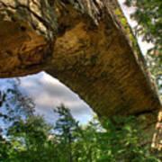Natural Bridge Span Poster