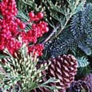 Natural Christmas 3 Poster