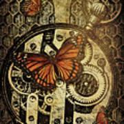 Like Clockwork Poster