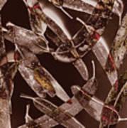 Nature In Design Poster
