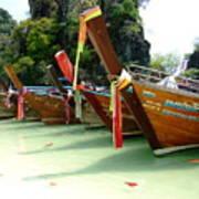 Nature Park Hong Island Thailand Poster