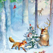 Nature's Season Poster