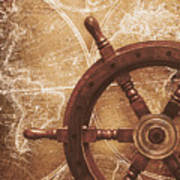 Nautical Exploration  Poster