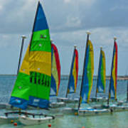 Nautical Travel Poster