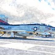 Navy Aircraft Poster