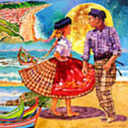 Nazare Portugal Poster