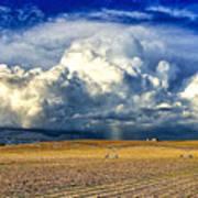 Nebraska Thunderhead Poster