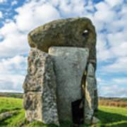 Neolithic Modern Poster