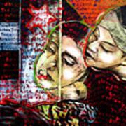 Neruda Love Poem Poster