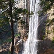 Nevada Falls Poster
