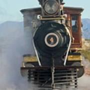 Eureka Palisade Railroad Poster