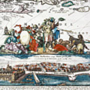 New Amsterdam, 1673 Poster