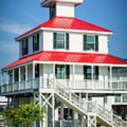 New Canal Lighthouse - Nola Poster