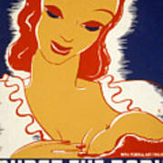 New Deal: Wpa Poster, 1936 Poster