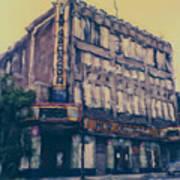 New Granada Theatre Poster