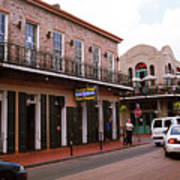 New Orleans Bourbon Street 2004 #43 Poster