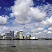 New Orleans Panoramic Poster