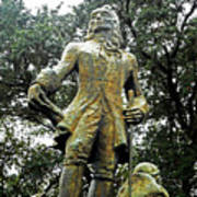 New Orleans Statues 1 Poster