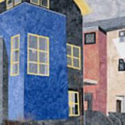 New Urbanism Poster by Carol Ann Waugh