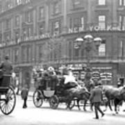 New York 1898 Poster
