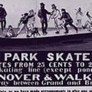 New York City, Illustration Advertising Poster