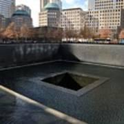 New York City National September 11 Memorial Poster