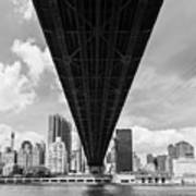 New York City - Queensboro Bridge Poster