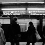 New York City Subway Poster