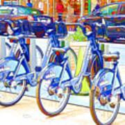 New York Citybike 2 Poster