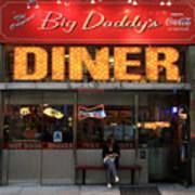 New York Diner 1 Poster