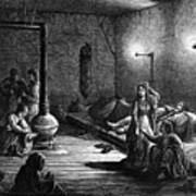 New York: Homeless, 1873 Poster