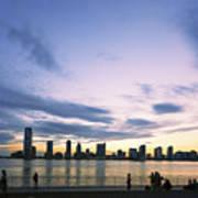 New York Hudson River Poster