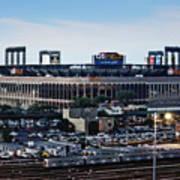 New York Mets Citi Field Poster