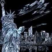 New York New York New York  Poster