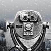 New York Views Poster