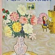 New Yorker September 13 1958 Poster