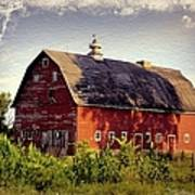 Newell Ave Barn Poster