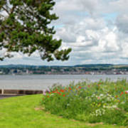 Newport-on-tay In Fife, Scotland Poster