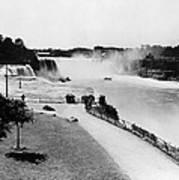 Niagara Falls, C1905 Poster