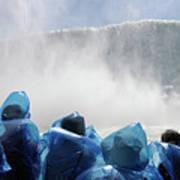 Niagara Falls Maid Of The Mist Boat Ride Poster