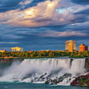 Niagara Falls - The American Side 3 Poster