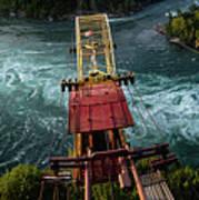 Niagara Falls The Whirlpool Poster