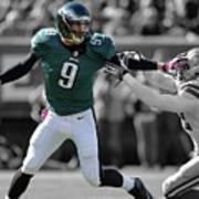 Nick Foles Eagles Super Bowl 2 Poster