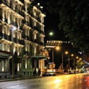 Night City Poster