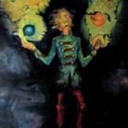 Night Juggler Poster