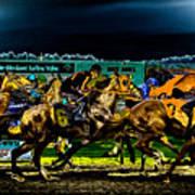 Night Racing Poster